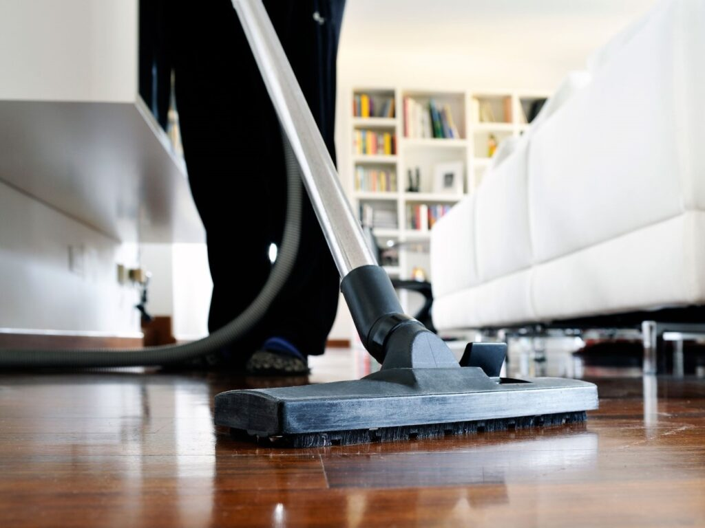 cleaning services domestic